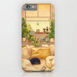 Cozy Space iPhone Case
