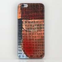 soldier iPhone & iPod Skins featuring Lead Soldier by Fernando Vieira