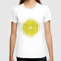 lemon T-shirts featuring Lemon by Avigur