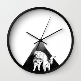 Jack & Juneau Wall Clock