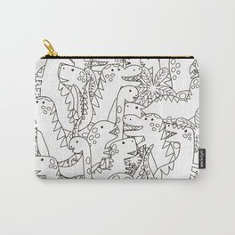 Dinosauriformes Carry-All Pouch