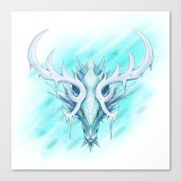 Elder of Winter Canvas Print