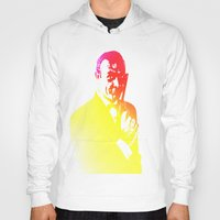 james bond Hoodies featuring James Bond - Tequila Sunrise by D77 The DigArtisT