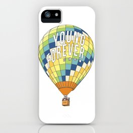 young forever iPhone Case