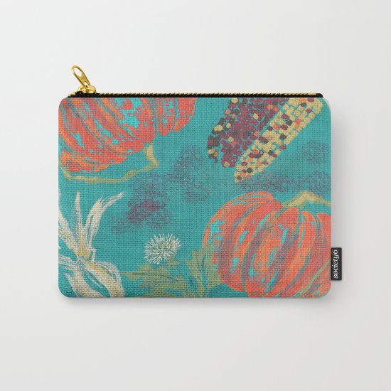 pumpkin patch day Carry-All Pouch