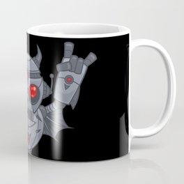 Metalhead - Heavy Metal Robot Devil Coffee Mug