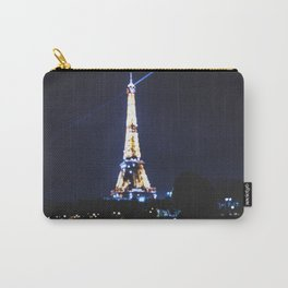 Night over Paris Carry-All Pouch