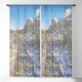 Virgin_River 4764 - Canyon Junction Zion Sheer Curtain