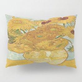 Vincent van Gogh's Sunflowers Pillow Sham