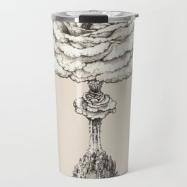 Blossoms of Civilizations Travel Mug