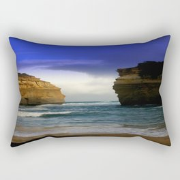 Between the sea Giants Rectangular Pillow