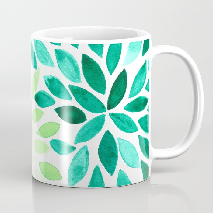March Blooms Coffee Mug