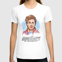 star lord T-shirts featuring Star Lord by Nicolaine