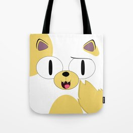 CAKE THE CAT Tote Bag