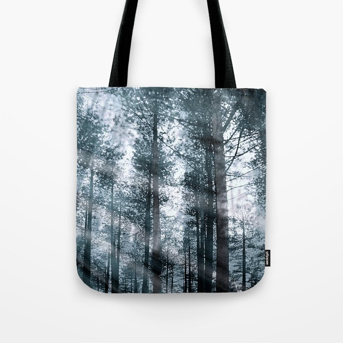 I Talk to the Trees... Tote Bag