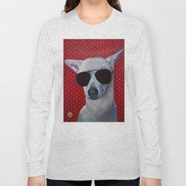 Sasha Fierce too Cool for School Long Sleeve T-shirt