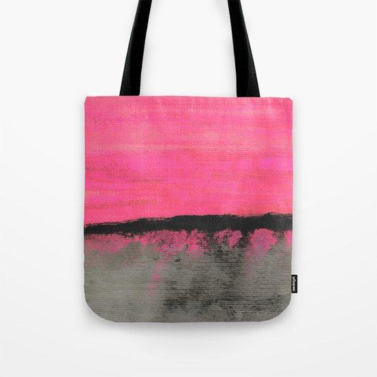 Sunset Horizon Tote Bag