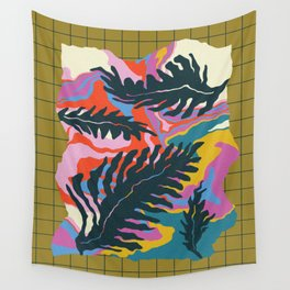 Party Palms Wall Tapestry