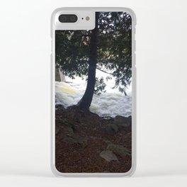 rushin Clear iPhone Case