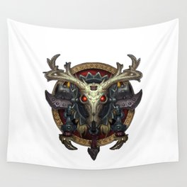 Hunter Sigil Wall Tapestry