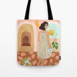 Choose the Path Tote Bag