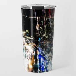 Night in the city Travel Mug