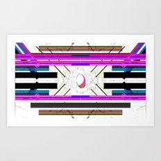 93 Art Print