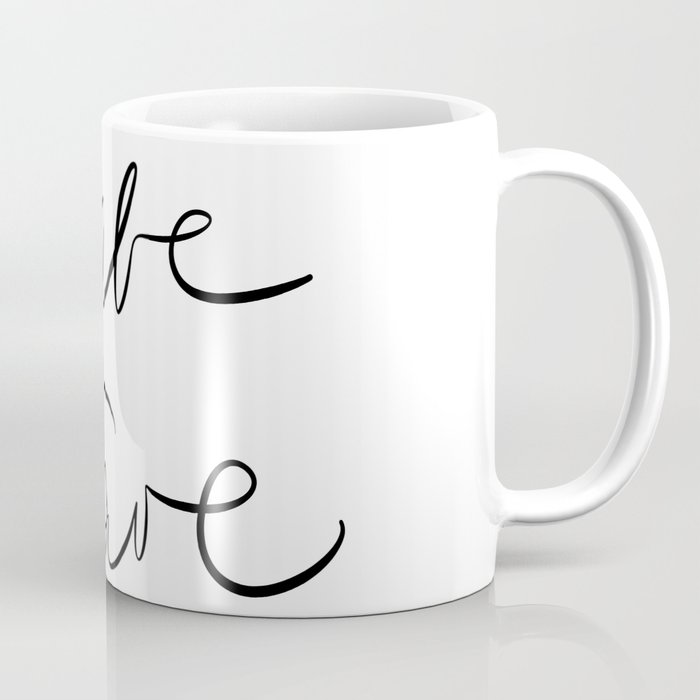 Babe Cave Coffee Mug