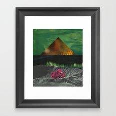 Elemental 1 Framed Art Print