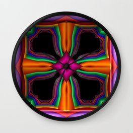 Colorful-54 Wall Clock