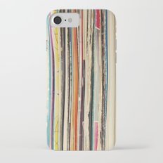 Record Collection iPhone 7 Slim Case