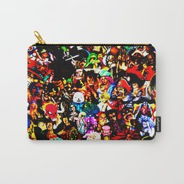 One Piece Carry-All Pouch