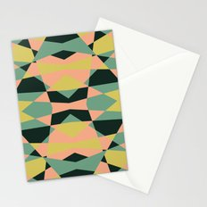 Vintage Geo Stationery Cards