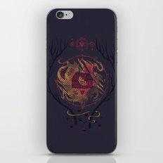 The Dunwich Horror iPhone & iPod Skin