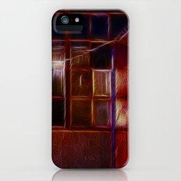 Blocked Light iPhone Case