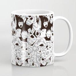 junji ito Coffee Mug