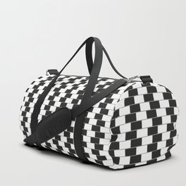 Optical illusion Duffle Bag