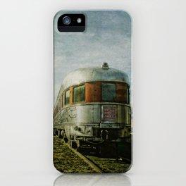 Rip Van Winkle Flyer iPhone Case