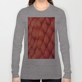 Red shoal Long Sleeve T-shirt