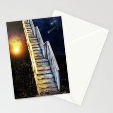 Stairway to.... u guess!  Stationery Cards