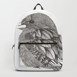 Bird kingfisher Backpack