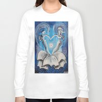 wedding Long Sleeve T-shirts featuring Wedding by sladja