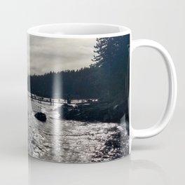A Stormy Lake Tahoe Day Coffee Mug