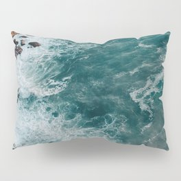 Strong tide Pillow Sham