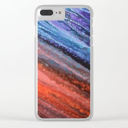 Number 96 Clear iPhone Case