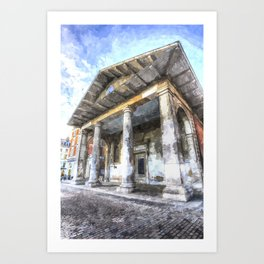 St Paul's Church Covent Garden Art Art Print