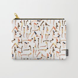 Yoga Ladies Carry-All Pouch