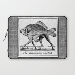 If fishes had legs Laptop Sleeve
