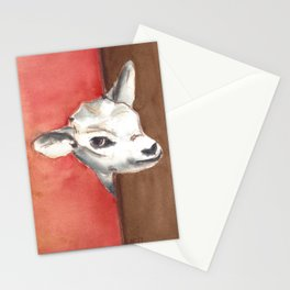 Peek a boo! Stationery Cards