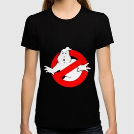 Ghostbusters Black T-shirt